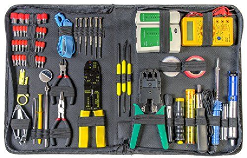 Universal 66 Piece PC Repair Toolkit with Network Tester and Multimeter No description (Barcode EAN = 5054226112493). http://www.comparestoreprices.co.uk/december-2016-6/universal-66-piece-pc-repair-toolkit-with-network-tester-and-multimeter.asp