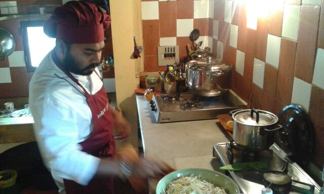 Cooking! Work in progress ♡ India at Your Home