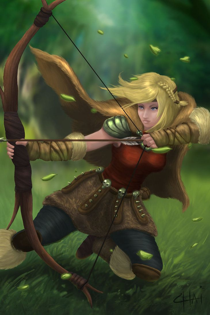 1398 best how to train your dragon images on pinterest hiccup how to train your dragon 2 astrid as an archer by zerox ii on deviantart ccuart Gallery