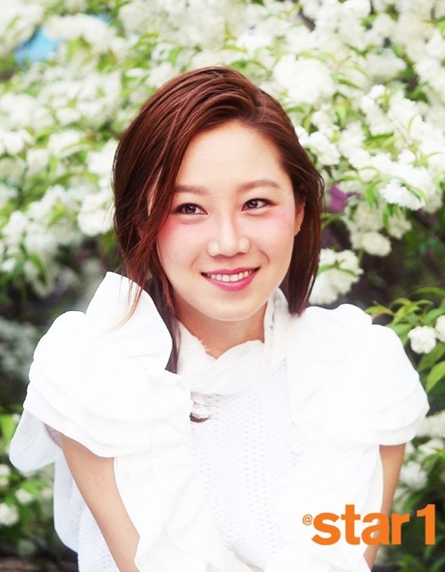Gong Hyo Jin - I'm developing a huge girl crush on her, she's in many of my top 10 dramas
