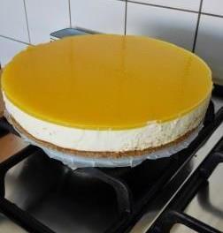 Sinaasappel Kwarktaart :: Caatjes Kitchen