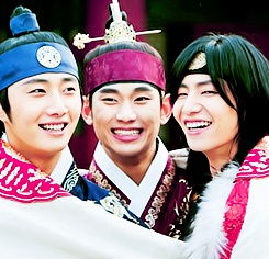 The Moon That Embraces The Sun -- such a sad but lovely ...