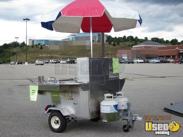 17 Images About Street Food Trailers For Sale On