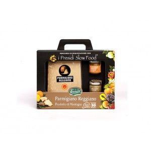 Parmigiano Reggiano Prodotto di Montagna oltre 30 mesi - Percorso degustazione Slow Food