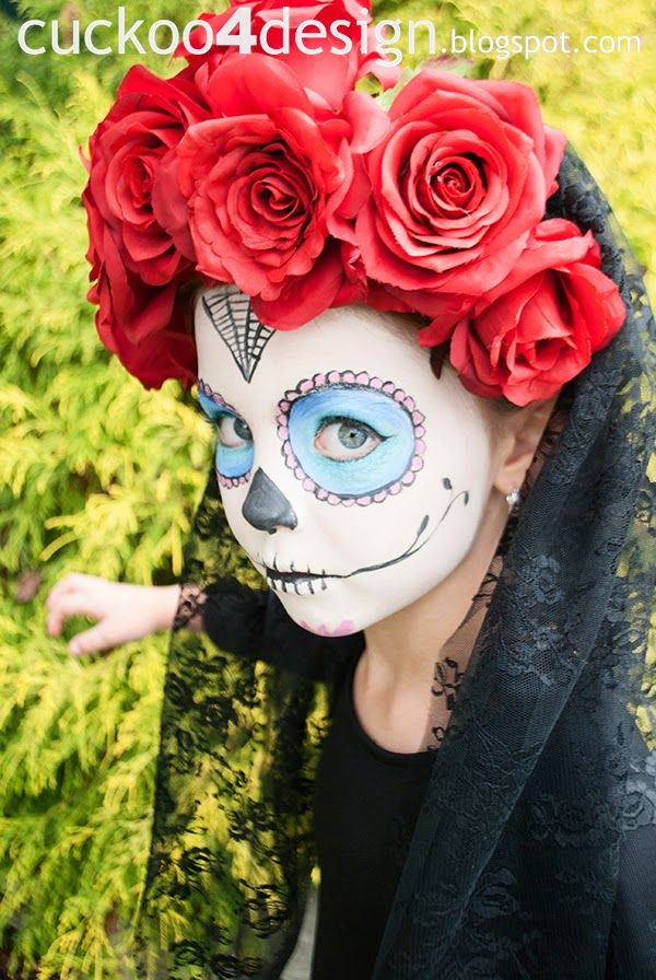25 best images about day of the dead costume on Pinterest ...