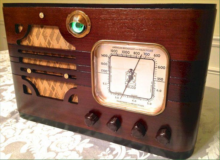 17 Best Vintage Radio Images On Pinterest Radios Antique Rhpinterestcouk: Delco Electronics Radio At Gmaili.net