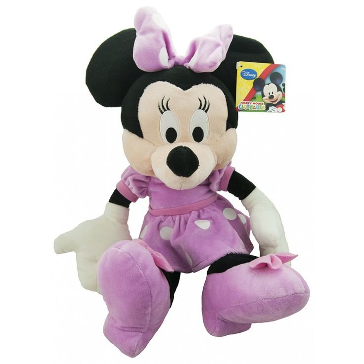 Minnie Mouse Plush Toy from Funstra Toys
