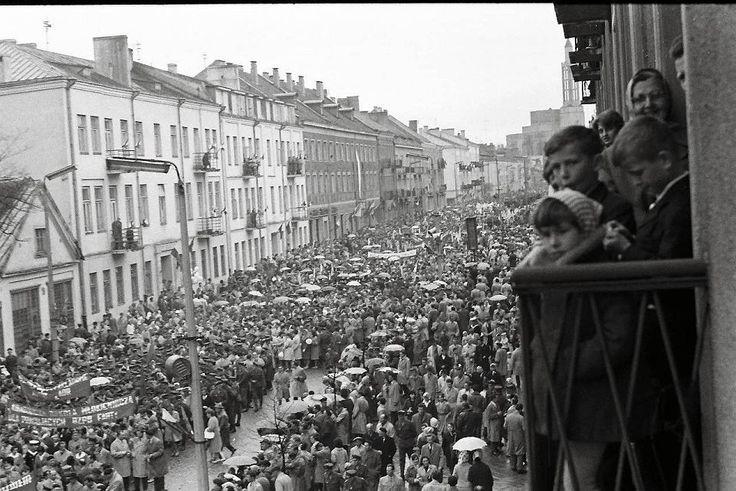 Zdjęcie numer 1 w galerii - Zobacz, jak wyglądał Białystok 50 lat temu. Bezcenne zdjęcia