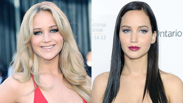 Color Wars: Blonde vs Brunette Celebrity Hair Poll  - HarpersBAZAAR.com