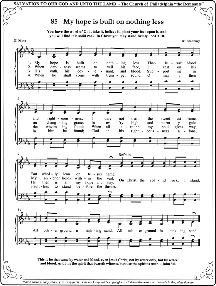 719 best Hymns and Praise images on Pinterest | Worship songs ...