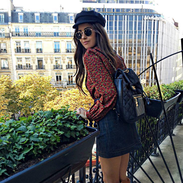 Teen girl travel europe 15