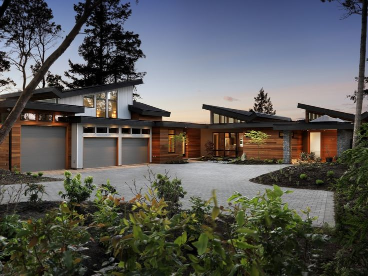West coast contemporary touchstone by keith baker home for Touchstone homes