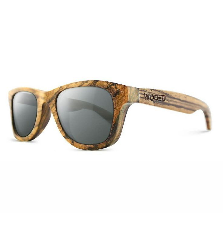 La Mer Polarized Wooden Sunglasses | Women's Bags & Accessories | Wooed | Scoutmob Shoppe | Product Detail