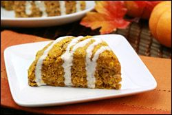 Hungry Girl Pumpkin Scone Recipe