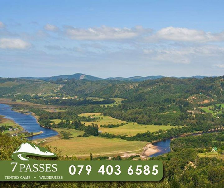 """#ThrowBackThursday: The historic """"Seven Passes"""" route between George and Knysna includes the Black River Pass or 'Swartrivier Pass' or in it's original format """"Zwartrivierhoogte Pass""""- a modern, tar road with smooth, sweeping bends making this pass seem almost effortless as it runs from the main road in George past the imposing Garden Route Dam wall to cross over the Swart River and quickly rise up to the neck at Saasveld via a big S-bend. The pass was first used circa 1853. #7Passes"""