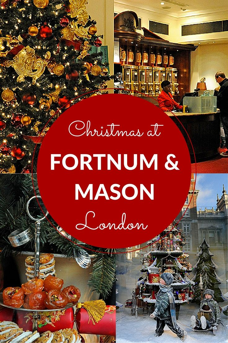 Fortnum and Mason at Christmas....     Following a visit to the world-renowned department store, Fortnum and Mason, in London's Piccadilly, let me take you back in time… The shop's story began way back in 1707, when royal footman, William Fortnum, opened a shop in St James Market with his landlord, Hugh Mason. Benefiting from a timely explosion in trade which created an expanding, wealthy middle class, together with the rise of the East India Tea Company, Fortnum and Mason soon established…
