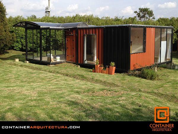 Arquitectura en contenedores containers habitacionales for Arquitectura contenedores maritimos