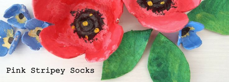 lots of fun looking Kids' crafts and projects  {blog Pink Stripey Socks}