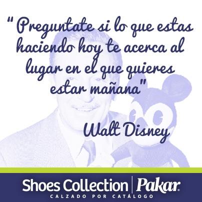 Frases Pensamientos Walt Disney