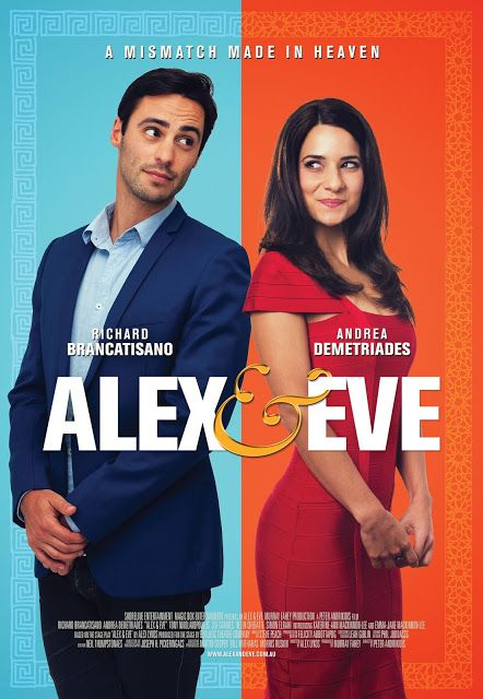 I Love Comedia Romantica: Alex & Eve - Comédia romântica australiana