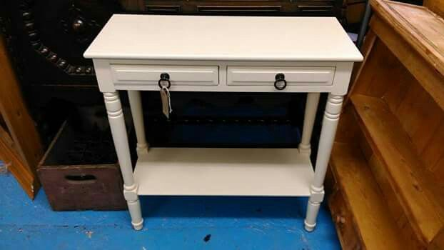 new console tables - stock item - 115 euros