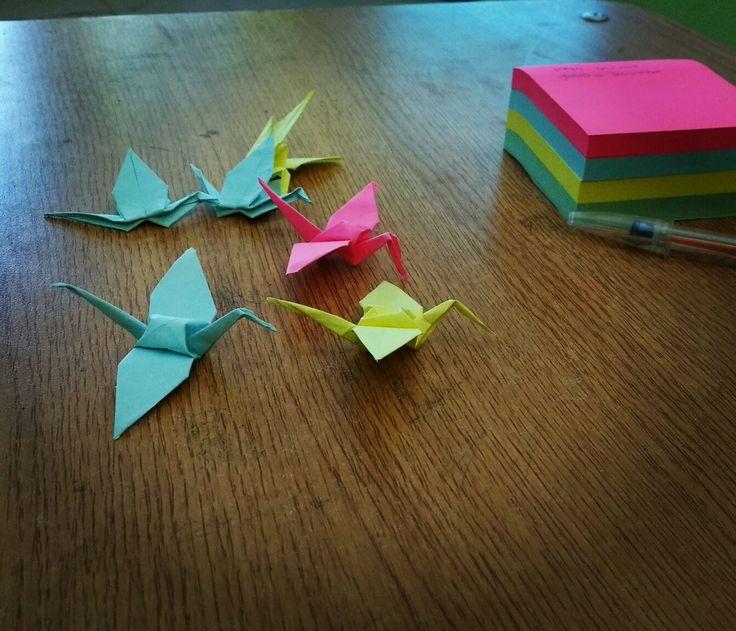 Origami malangel