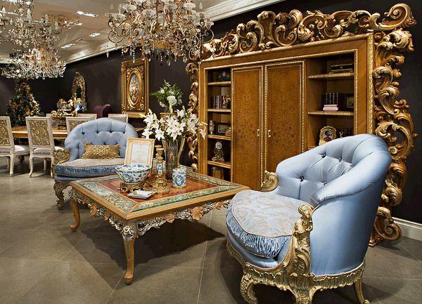 Итальянская мебель компании JUMBO #interior #furniture