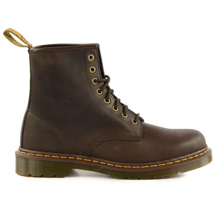 Brown Dr. Martens boots - Bruine Dr. Martens laarzen