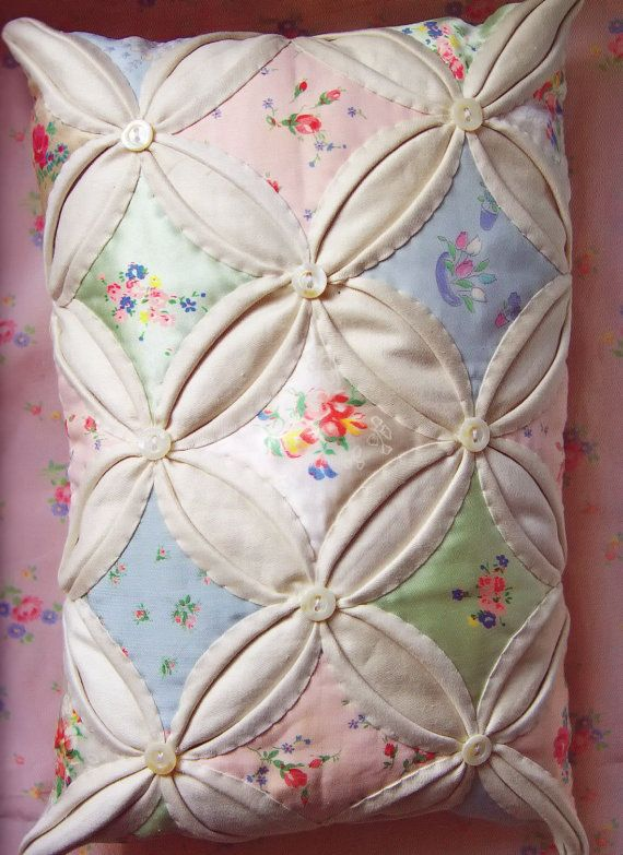 1000 Images About Cojines On Pinterest Patchwork