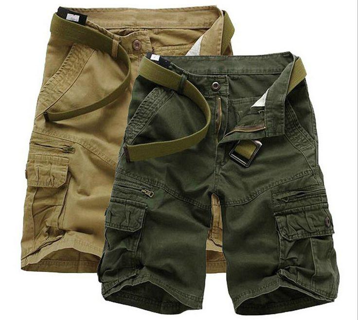 Fashion style new men's tactical military shorts cargo summer men shorts