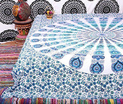 Handicrunch Hippie- Mandala Wandteppiche Handicrunch http://www.amazon.de/dp/B00NX9P7TY/ref=cm_sw_r_pi_dp_wemwwb1TE9G5J