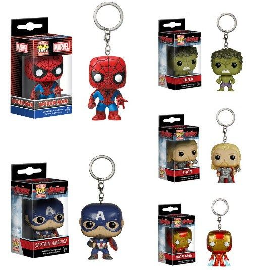 Marvel Avengers Action Figures Keychain (6 TYPES)  //Price: $14.99 & FREE Shipping //   http://www.themarvelworld.com/marvel-avengers-action-figures-keychain/    #marvel #marveluniverse #marvelfans #marvelcomics #comics #comicbooks  #avengers #ironman #captainamerica #thor #hulk #spiderman #civilwar   #blackpanther #warmachine #scarletwitch #hero #superhero #villain #mu #mcu   #doctorstrange #deadpool #meme #teamcap #teamstark #teamironman   #captainamericacivilwar #marvelfact #marvelfacts…