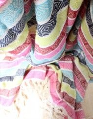 Hand loomed turkish towels