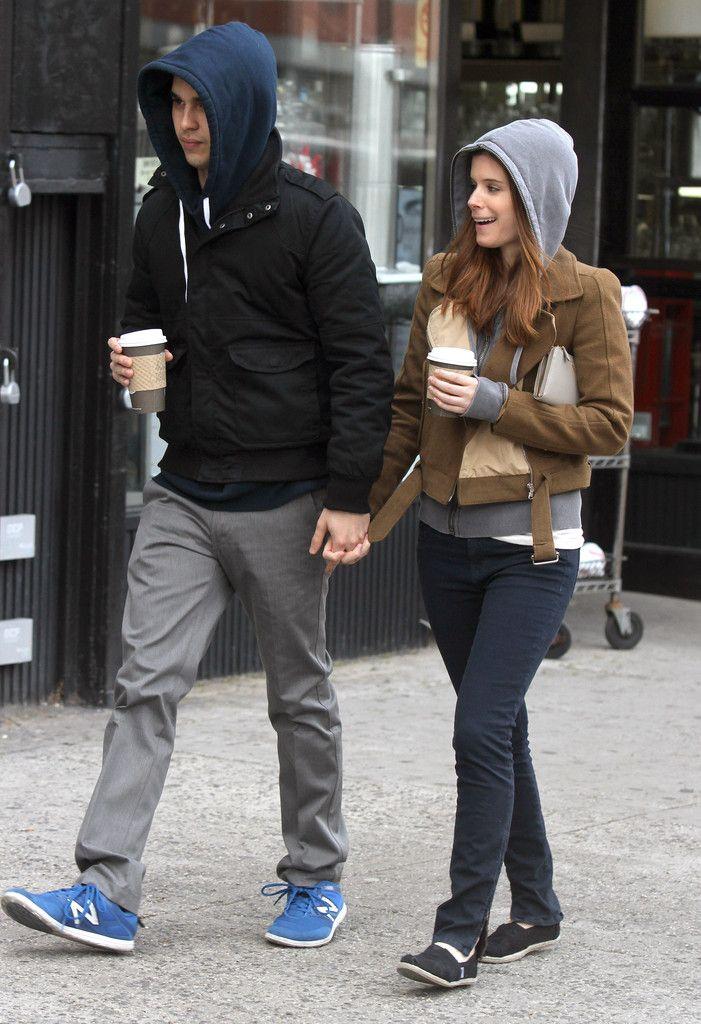 Max Minghella Photos Photos: Kate Mara Takes A Stroll With ...