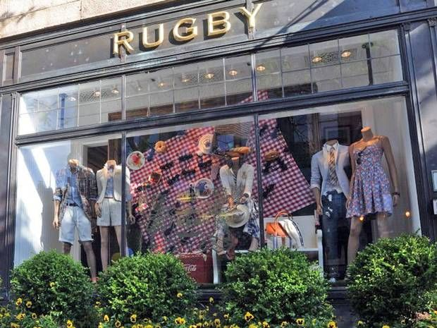 Ralph Lauren kicks its 'preppy look' Rugby label into touch