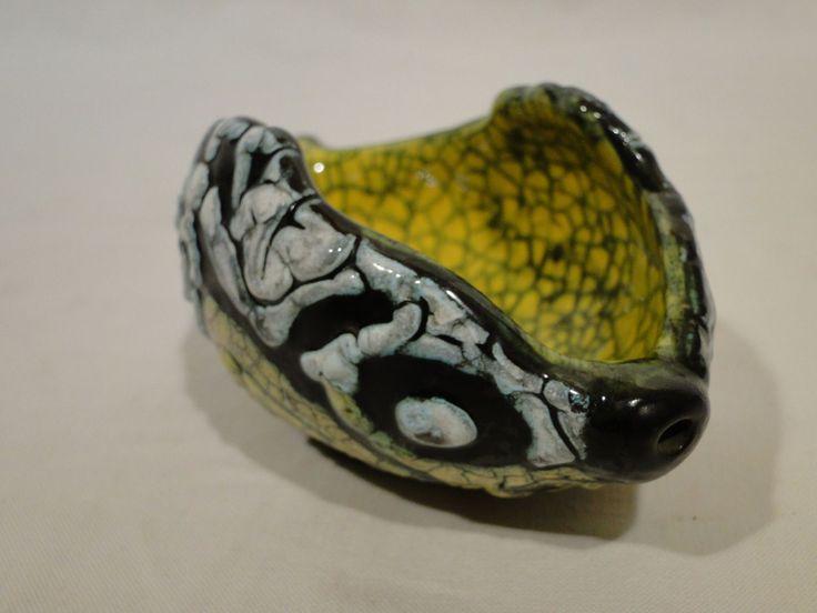 Gorka Géza ceramic ashtray