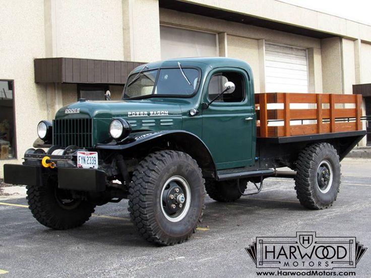 1950 dodge power wagon stake bed pick up dodge trucks pinterest dodge trucks dodge. Black Bedroom Furniture Sets. Home Design Ideas