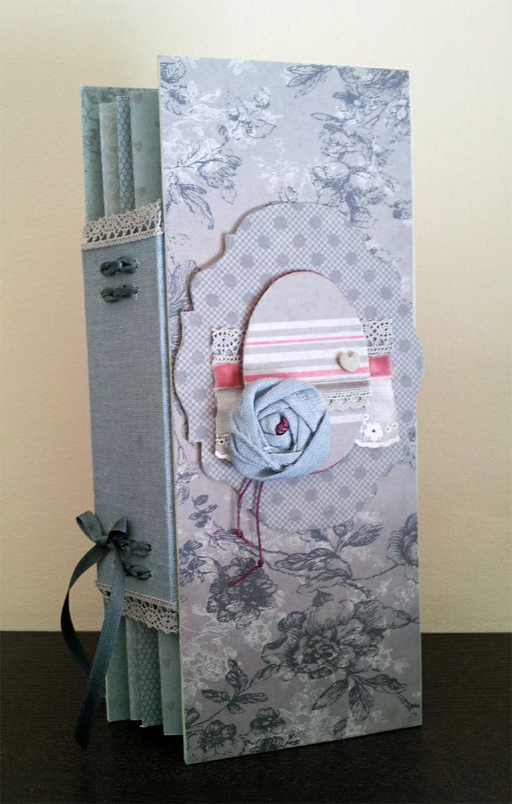 """taller 2013, encuadernación creativa cosido visto, colección de papeles """"la música"""", naltin.blogspot.com"""