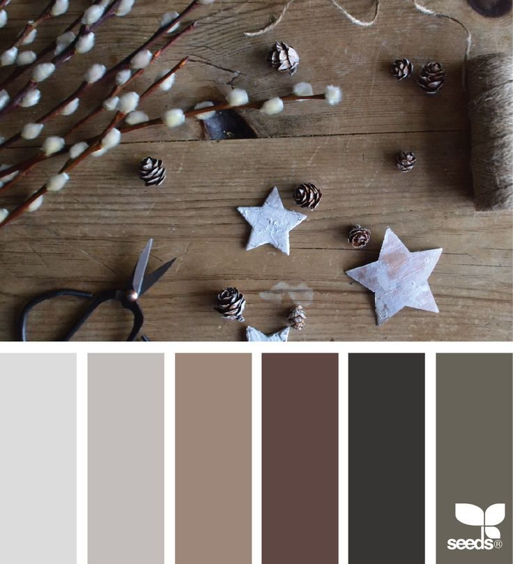 Rustic Holiday - http://design-seeds.com/home/entry/rustic-holiday1