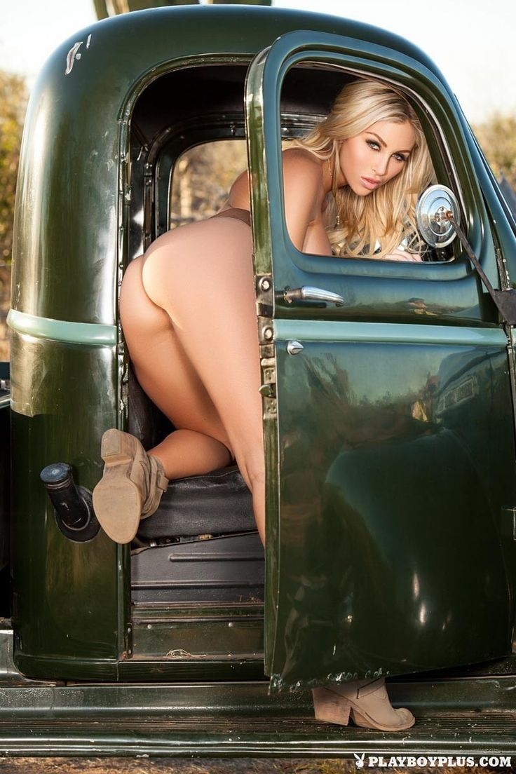 Girls with hot rods naked