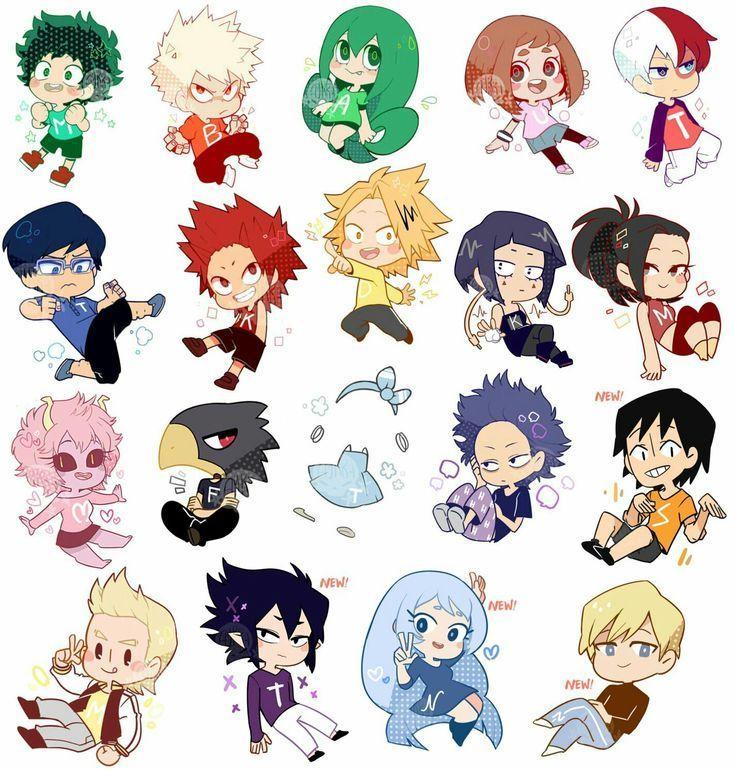 Pin By Jennie On Bokunohero My Hero Hero Wallpaper Anime Chibi