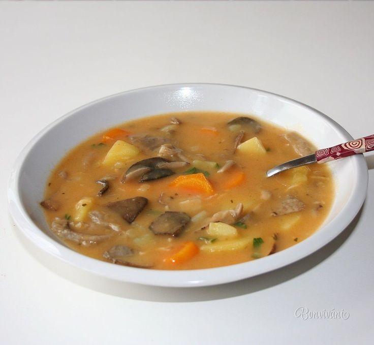 Hríbovica • recept • bonvivani.sk