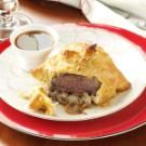 Individual Beef Wellingtons Recipe | Taste of Home Recipes