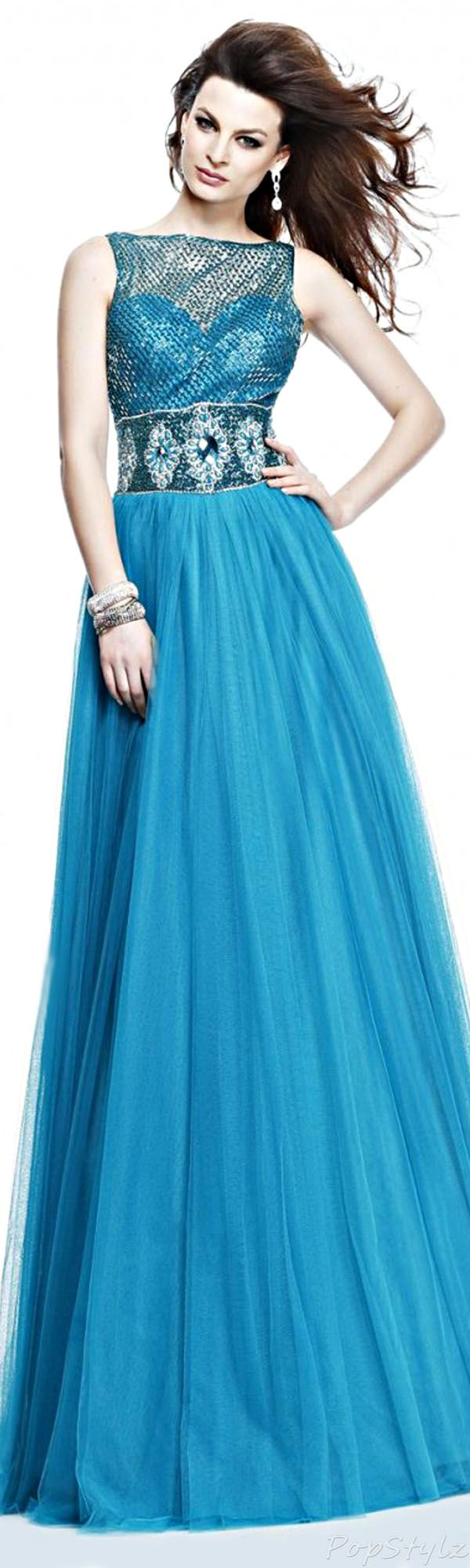 1441 best Blue Blue Baby Blue images on Pinterest | Evening gowns ...