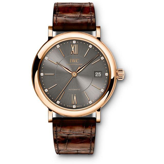 IWC Portofino Midsize Automatic Red Gold IW458106 | Uhren ...