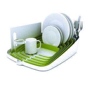 Odkapávač Arena, bílý-zelený