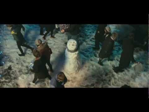 British retailer John Lewis broke it's always famous Christmas ad today...  It isn't Christmas in Britain until the retailer says so, this time with a snowman in love.
