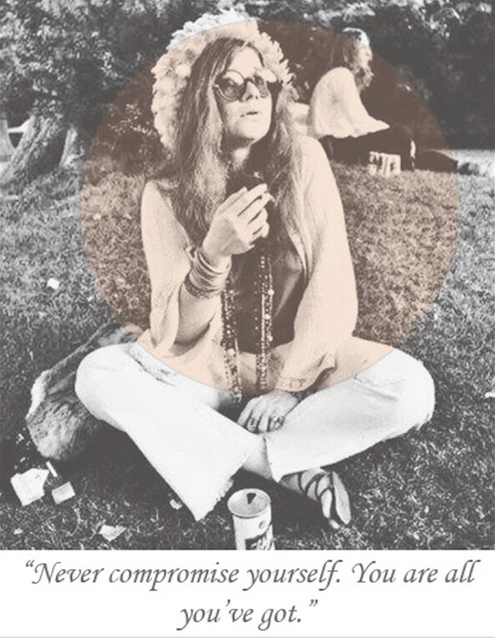 Culture Spotlight: Janis Joplin #HauteHippie