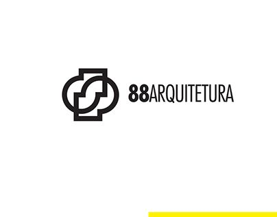"""Check out new work on my @Behance portfolio: """"Logotipo 88"""" http://on.be.net/1uoqLAM"""