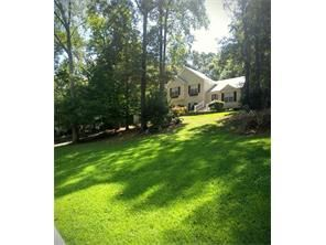 Home with a amazing renovation. Just listed under 200K, Forsyth county schools:)